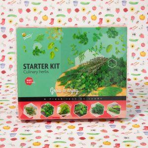 Green Kitchen mini kweekset tuinkruiden