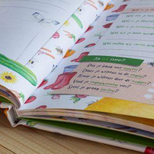 Vriendenboekje, voor vriendjes en vriendinnetjes op de basisschool
