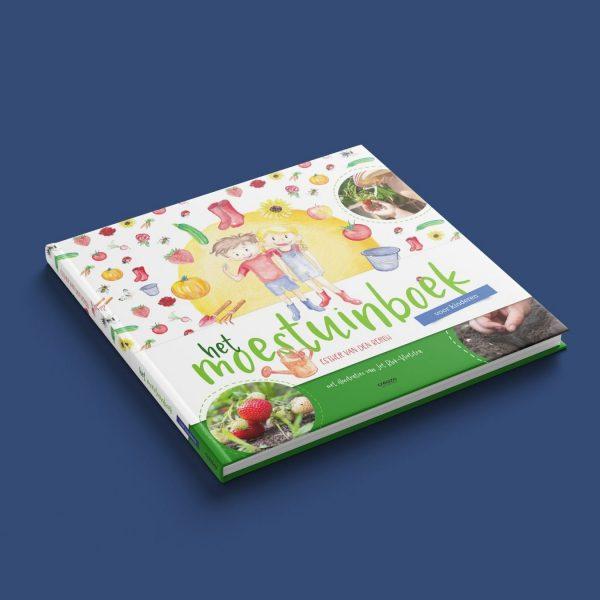 Het moestuinboek voor kinderen