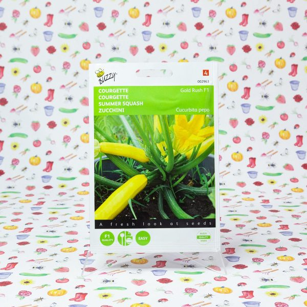 Buzzy® Courgette Gold Rush F1