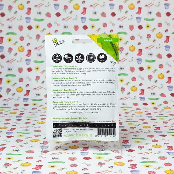 Buzzy® Suikermais Tasty Sweet F1