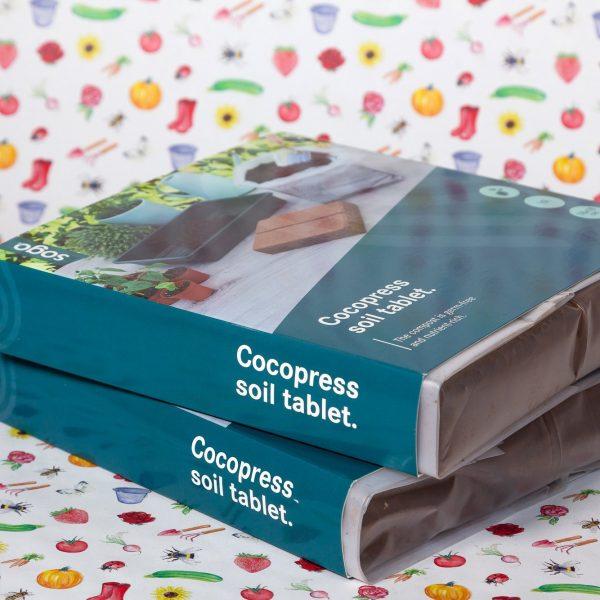 SOGO Cocos tablet 18x18 10L