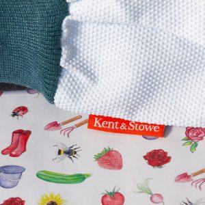 Kent & Stowe Jersey handschoenen Bloem M