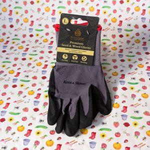Kent & Stowe Seed & Weed handschoen L