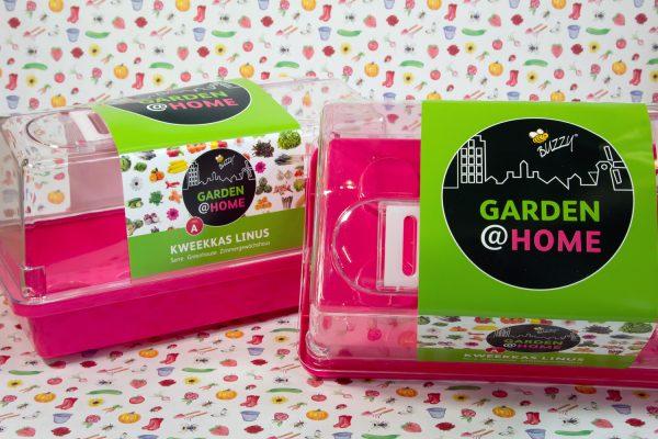 Roze Garden@Home Kweekkas Linus Rose